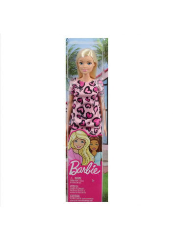 Toy Barbie Stylish Doll - Fuchsia