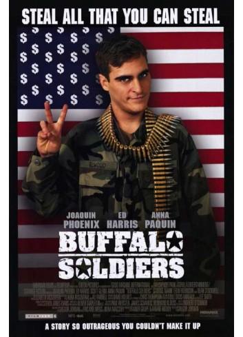 Acemi Askerler (Buffalo Soldiers) (Dvd)
