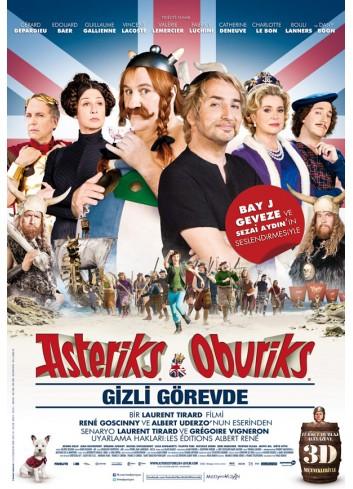 Astérix and Obélix: God Save Britannia (Dvd)