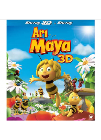 Maya the Bee Movie (Blu-Ray)