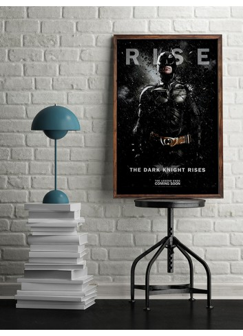 Batman The Dark Knight Rises Poster 50X70