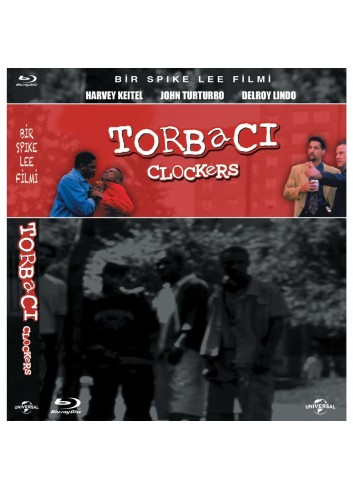 Clockers (Blu-Ray)