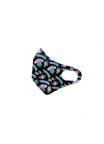 Kral Şakir Washable Child Mask - Black