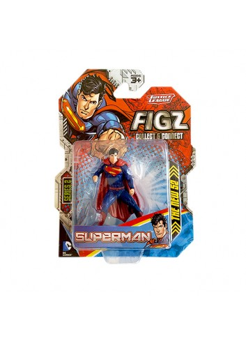 Superman Figz DC Comics Collect and Connect Figures