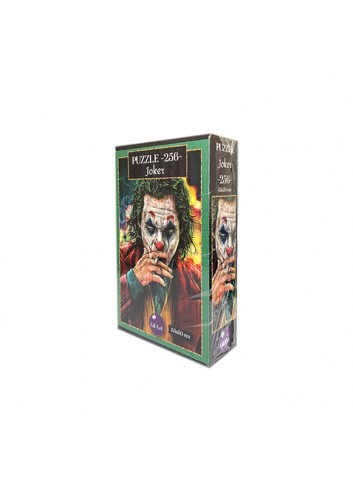 Joker Puzzle 256 Pieces