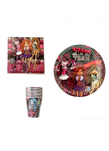 Monster High Paper Cup