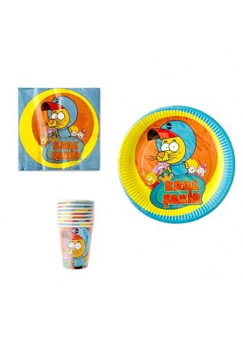 Kral Şakir Paper Cup