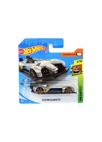 Hot Wheels Electro Silhouette Car