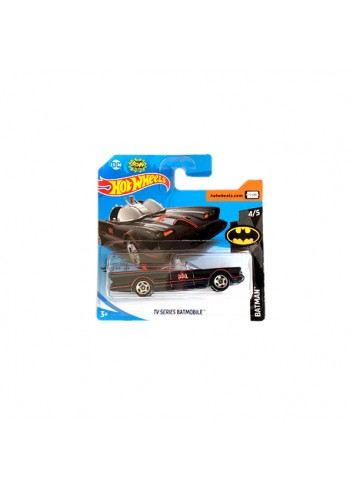 Hot Weels Tv Series Batmobile Car