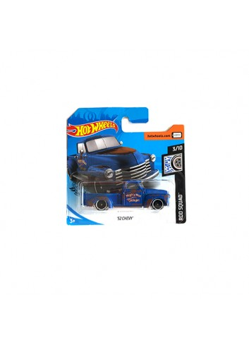 Hot Wheels 52 Chevy Car