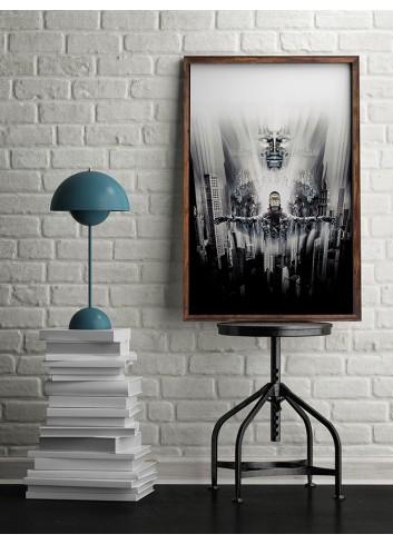 Dark City Poster 50X70