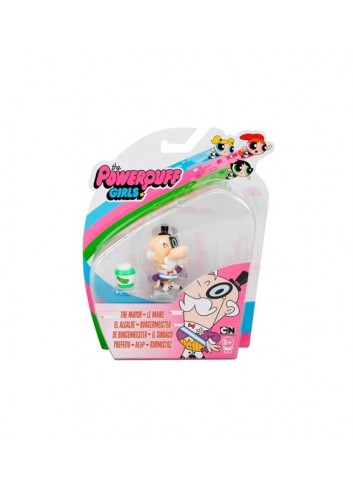 The Powerpuff Girls - The Mayor Toy Character Figure