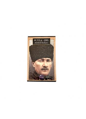 Mustafa Kemal Ataturk Puzzle 256 Pieces