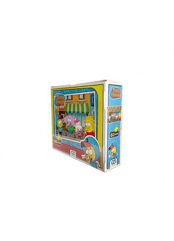 Kral Şakir Puzzle 60 Pieces