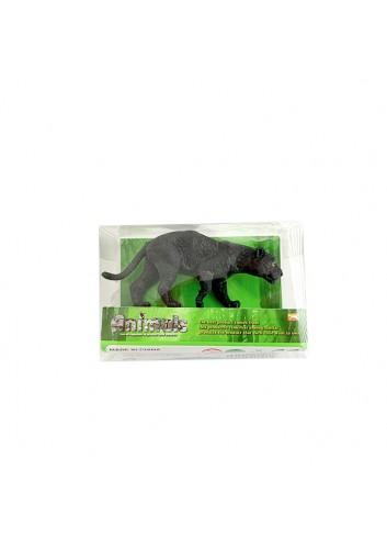 Siyah Panter Figür