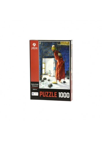 Tortoise Trainer Puzzle 1000 Pieces
