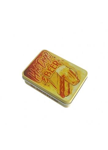 Hotdogs Beer Tobacco Box