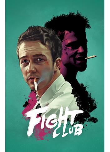Dövüş Kulübü Poster 50X70