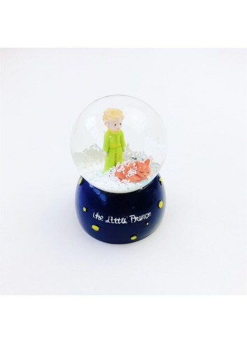 The Little Prince Snow Globe Small Size Illuminated