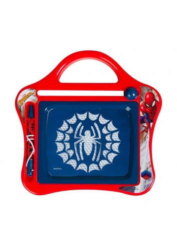 Spiderman License Magnet Board