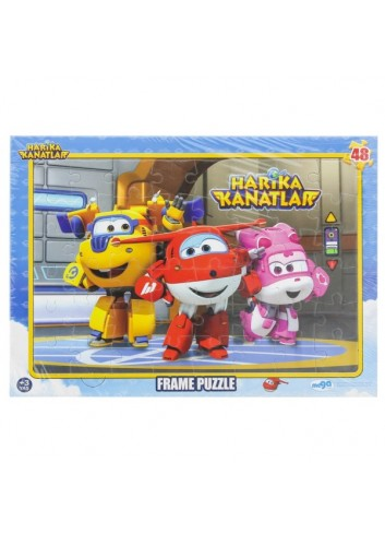 Super Wings 48 Piece Licensed Puzzle