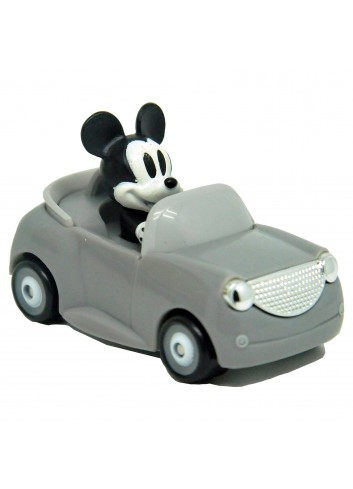 Mickey Mouse 90th Year Special Mini Vehicle - License