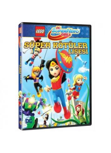 Lego Dc Super Hero Girls:  Super Villains High School (Dvd)