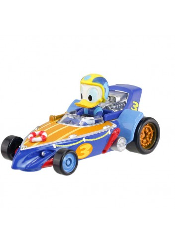 Mickey and Roadster Racers Donald Duck Figure