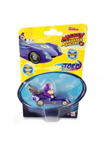 Mickey and Roadster Racers Pete Figure