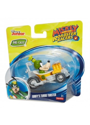 Mickey and Roadster Racers Goofy Figure