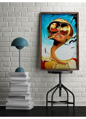 Vegas'da Korku Ve Nefret Poster 50X70