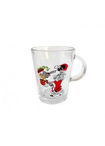 Licensed Tom And Jerry Red Cup With Handle