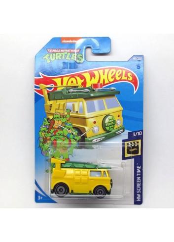Hot Wheels Ninja Turtles Party Wagon