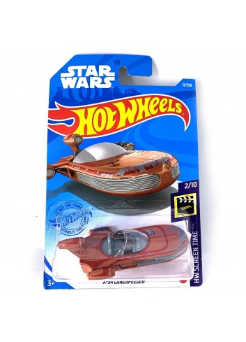Hot Wheels Starwars X-34 Landspeeder