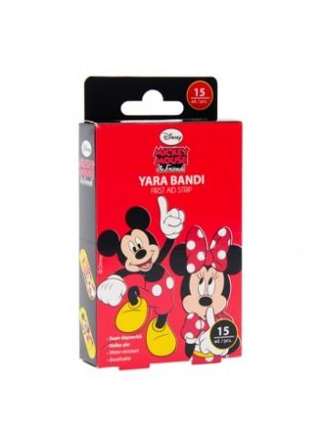 Mickey Mouse Yarabandı 15'li