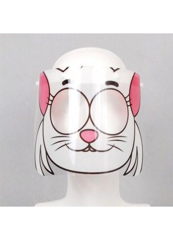 Çocuklar İçin Kral Şakir Canan Baskılı Yüz Koruyucu Siperlik Maske
