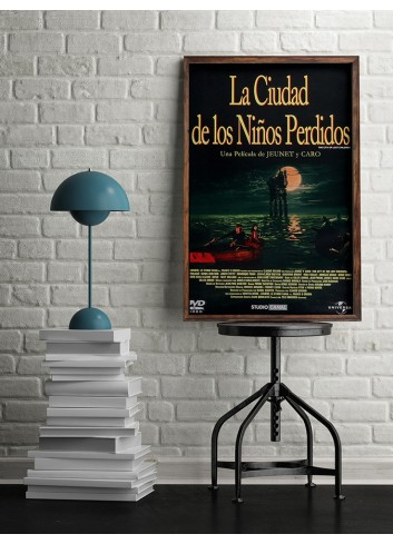 The City Of Lost Children Poster 50X70