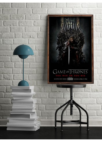 Game Of Thrones Series 01 Poster 50X70