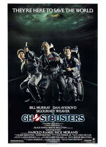 Ghostbusters Poster 50X70