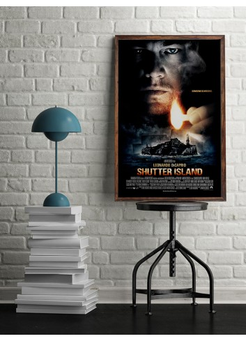 Shutter Island Poster 50X70