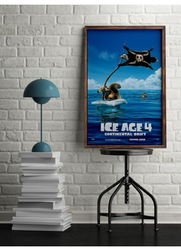 Ice Age 4 Poster 50X70