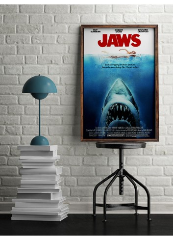 Jaws Poster 50X70