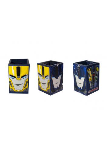 Transformers Ahşap Kalemlik
