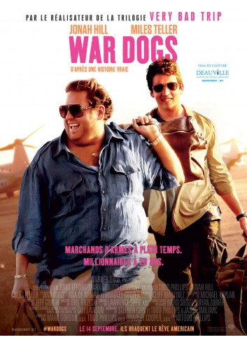 War Dogs 02 Poster 50X70