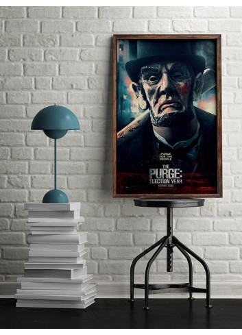 The Purge Election Year Series 02 Poster 50X70