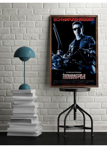 Terminator Judgment Day Poster 50X70