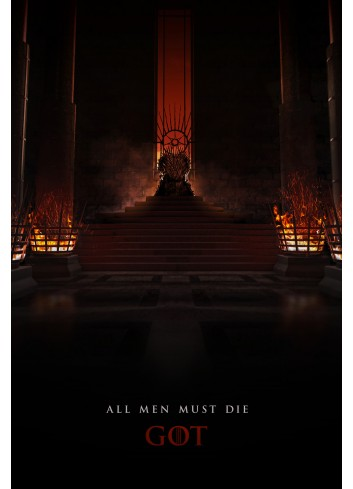 Game Of Thrones Series 03 Poster 50X70
