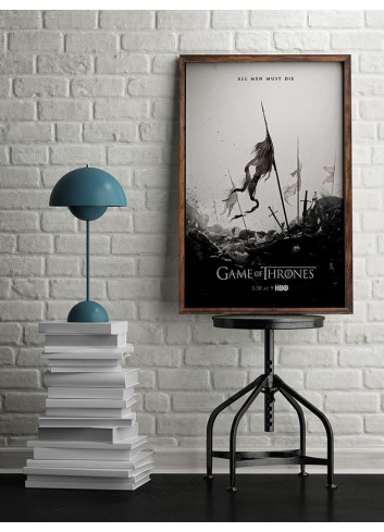 Game Of Thrones Series 02 Poster 50X70