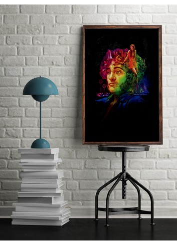 Inherent Vice Poster 50X70