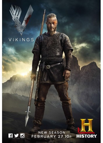 Vikings Series 03 Poster 50X70